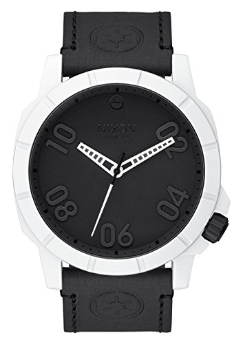montre-nixon-star-wars-stormtrooper-ranger-45-leather