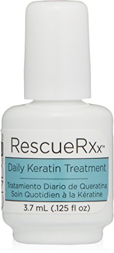 CND RescueRXx Intensive Daily Keratin Cuticle Trattamento olio 3,7 ml