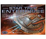 Star Trek Enterprise NX-01 snap-together model kit (1/1000)