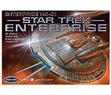 Star Trek Enterprise NX-01 snap-together model kit (1/1000)