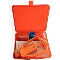 HANSHI Erste Hilfe Set Saugpumpe für Schlangenbiss Notversorgung HQJ01 (Orange) preisvergleich bei billige-tabletten.eu