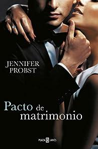 Pacto de matrimonio par Jennifer Probst