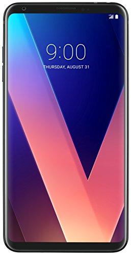 "Preisvergleich Produktbild LG Electronics LGUS998U V30+ Factory Unlocked Phone - 128GB,  6"",  Black (U.S. Warranty)"
