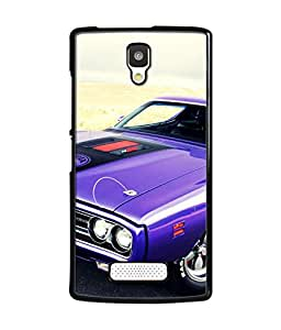 LENOVO A2010 Printed Cover By instyler