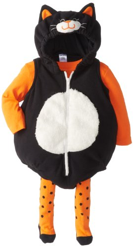 Carter 's Baby Mädchen Halloween-Kostüm, 6-9 Monate, Katze