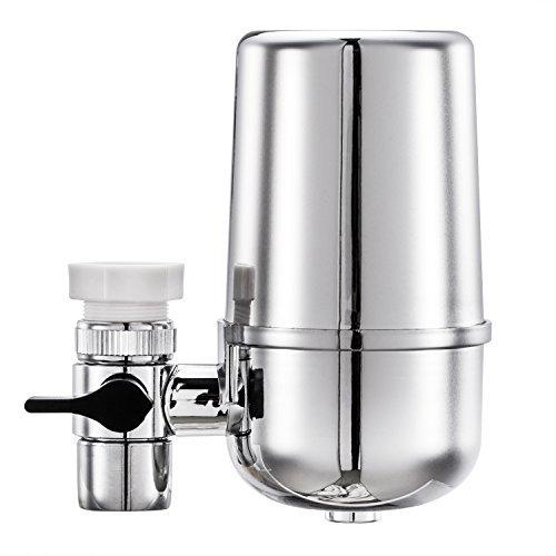 JIANFA Filtre à eau pour robinet l'eau du robinet...