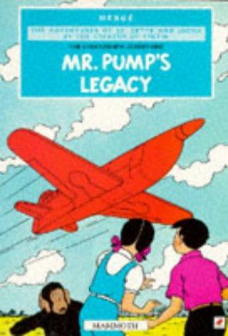 The stratoship H.22. Pt.1, Mr. Pump's legacy.