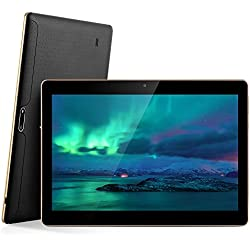 Tablette Android, MAD GIGA Tablette 32 Go, 10 Pouces,1280X800 WiFi 3G,WCDMA,Dual SIM Cards