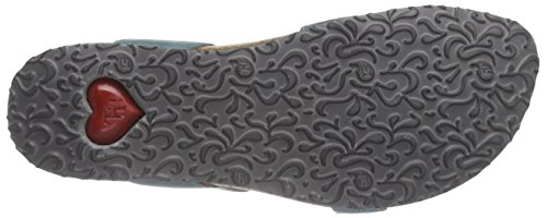 Longra Le donne solido colore Bow tie commercio internazionale e cachemire scarpe piatte (EU Size:41, Vino Rosso)
