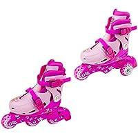 Paw Patrol Skye patines de ruedas en línea (Darpeje OPAW084-F)