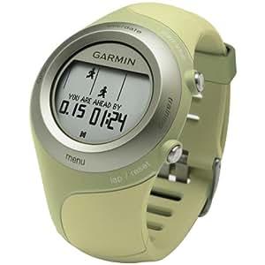 GARMIN 010-N0658-22 Refurbished Green Forerunner(R) 405 with Heart Rate Monitor