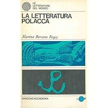 La letteratura polacca.