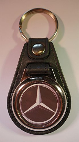 premium-quality-faux-leather-mercedes-benz-key-ring-key-fob