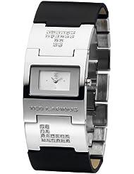 Ted Lapidus - Femme - D0474RBPN - Quartz Analogique - Cadran Argent - Multicolore - Bracelet Autre