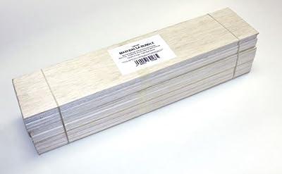 Gaugemaster GM-GM168 75 x 150 x 450 mm Balsa Wood Maxi Bundle
