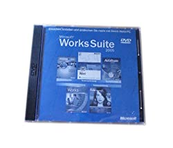 Microsoft Works Suite 2005 Oem