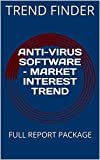 ANTI-VIRUS SOFTWARE - MARKET INTEREST TREND: FULL REPORT PACKAGE (English Edition)