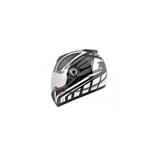 Preisvergleich Produktbild Motorradhelme Integral Boost B530 Ultra schwarz weiß