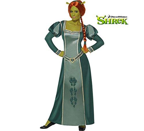 Disfraz de Princesa Fiona de Shrek para mujer