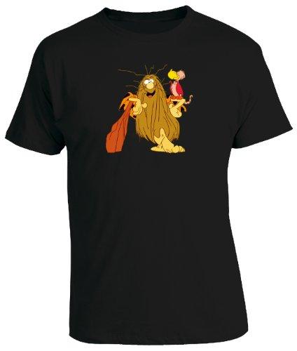 Captain Caveman Mens T-Shirt, 7 colours - S to 3XL