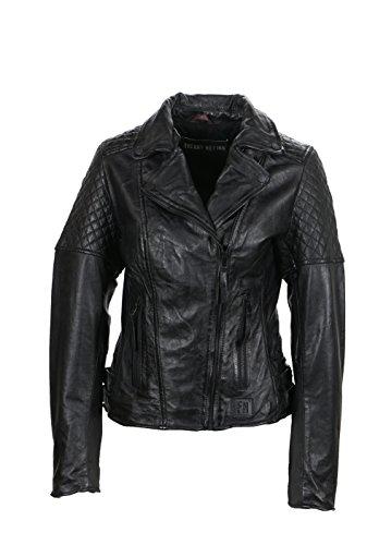 Freaky Nation Damen Jacke Glory 1, Schwarz (Black 9000), 44 (Herstellergröße: XXL)