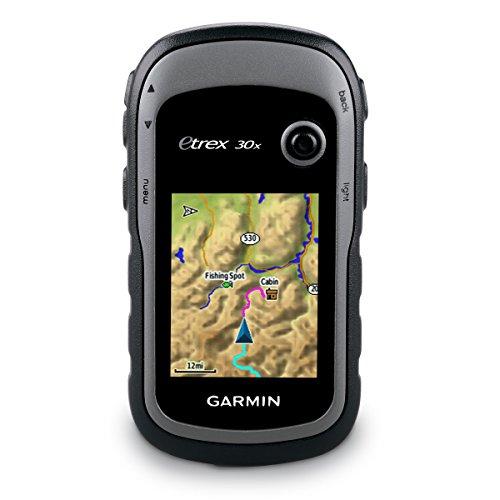 "Garmin eTrex 30x Portátil/Fijo 2.2"" TFT Negro - Navegador GPS (Flash, Batería, Nickel-Metal Hydride (NiMH), USB, TFT, MicroSD (TransFlash))"