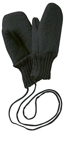 Disana Walk-Handschuhe Schurwolle kbT ((3) 2-4 Jahre, Anthrazit)