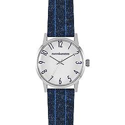 Uhr nur Zeit Mann Roccobarocco Classy Trendy Cod. Rb0177