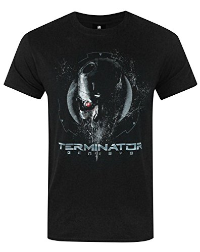 Official Terminator Genisys Endoskeleton Men's T-Shirt