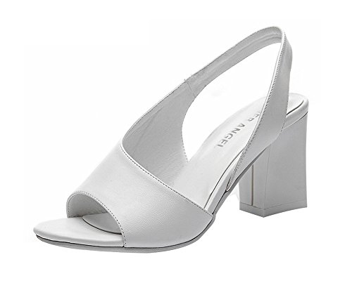 fq-real-womens-trendy-slingback-peep-toe-block-middle-heel-pure-color-sandals-45-ukwhite