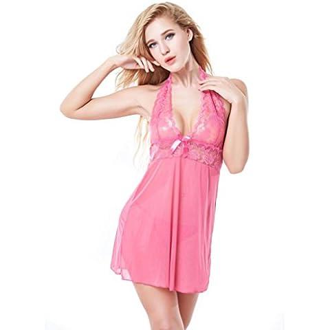 Fortan Las mujeres de la ropa interior del corsé de la ropa de noche con tanga