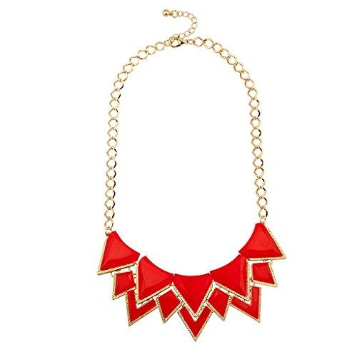 Lux Accessories Damen -  Sonstige  Basismetall       (Michael Kors-charme-gold)