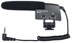 Sennheiser MKE 400 Video Mini-Richtrohrmikrofon für Kameras