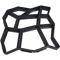 Bricolaje KeepworthSourcing plástico ruta molde manualmente moldes para Paving cemento chacinero la piedra herramientas auxiliares de