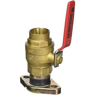 Armstrong Pumps 110124-254 Pump Flange Ball Valve