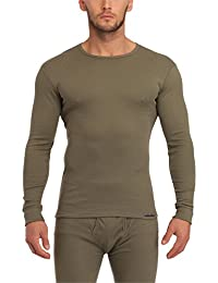 Sesto Senso Herren langarm Unterhemd Modell Sesto Senso