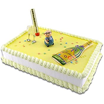 cake company torten deko set zum 50 geburtstag mit abraham figur kuchen topper 50. Black Bedroom Furniture Sets. Home Design Ideas