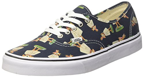 Vans Zapatillas U Era 59 Azul/Multicolor EU 37 (US 5.5) RQvs27NPW