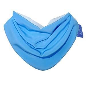 Bibetta Super Soft Dribble Bib (Blue)