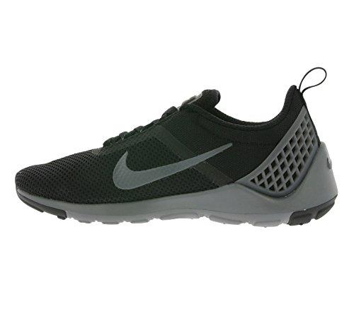 Nike Herren Lunarestoa 2 Essential Laufschuhe, Blau, 44 EU Nero/Grigio (Nero/Grigio Scuro)