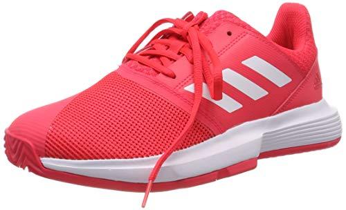 adidas Courtjam XJ, Scarpe da Fitness Unisex-Adulto, (Multicolor 000), 38 2/3 EU