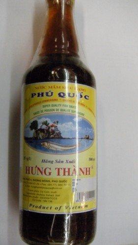 Fischsauce aus Vietnam 500ml