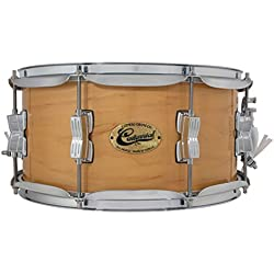 "Centennial Snare Drum, 14""x6.5"", Natural Maple, N"