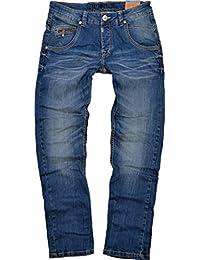 Timezone - Jeans - Homme bleu bleu