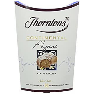 Thorntons Continental Alpini Carton, 180 g, Pack of 6