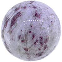 Rubelith in Matrix (roter Turmalin) Kugel 4,3 cm - Edelsteinkugel aus Turmalin preisvergleich bei billige-tabletten.eu