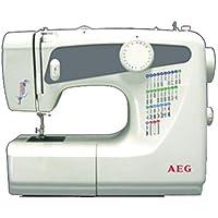 AEG 2703 - Máquina de coser, 58 programas, 31 puntadas