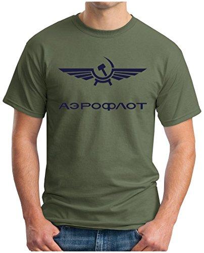 om3-aeroflot-t-shirt-russian-airline-ussr-antonov-iljuschin-oak-soviet-union-swag-geek-5xl-oliv