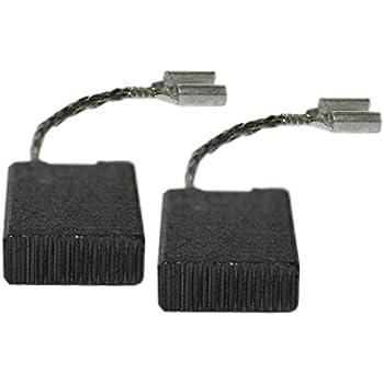 BALAIS charbon pour Metabo Angle Meuleuse EW E 9123 s quick//EW E 9125 s qu//a16