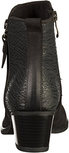 Caprice 9-25320-29 femmes Bottine Noir